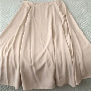 Eileen Fisher maxi skirt